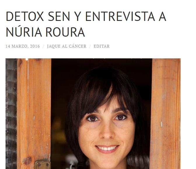 Recordando invitados Nuria Roura