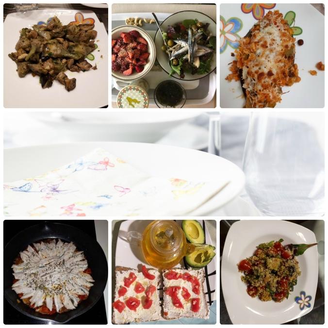 mix platos y recetas